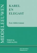 Hessel Adema , Karel en Elegast