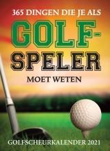 Aryan Börger , Golfscheurkalender 2021