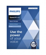 , Licentie Philips LFH4722 SpeechExec Basic Dictate