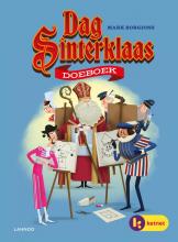 Mark Borgions , Dag Sinterklaas doeboek
