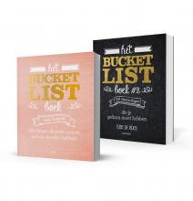 Elise  De Rijck Pakket Bucketlist voor koppels + Bucketlist boek 2