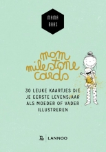 Mama Baas , Mom milestone cards