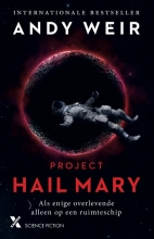 Frank van der Knoop Andy Weir, Project Hail Mary