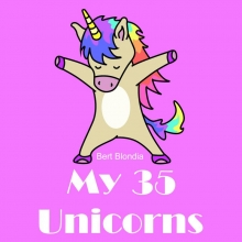 Blondia Bert , My 35 Unicorns