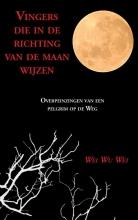 Wei  Wu Wei Vingers die in de richting van de maan wijzen
