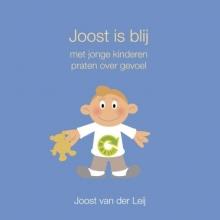 Joost van der Leij Joost is blij