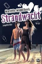 Mariëtte Middelbeek , Strandwacht