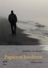 Angelique van Dongen Papieren kinderen - grote letter uitgave