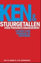 Rolf  Baarda, Kees  Kouwenhoven Ken- en stuurgetallen voor personeelsmanagement