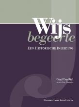 Gerd Van Riel , Wijsbegeerte