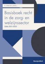 , Basisboek recht in de zorg- en welzijnssector 2021-2022