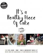 Corinne Weijschedé , It's a healthy piece of cake