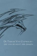Tejo  Moerings De Tijdlus Van Cleobulus