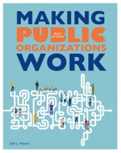 Bert George , Making Public organizations work
