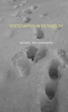 Michaël Van Caeneghem Voetstappen in de sneeuw