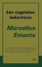 Marcellus  Emants Een nagelaten bekentenis