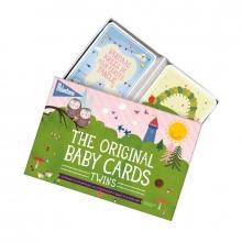 Gemma Broekhuis , Milestone Baby Cards Tweelingen