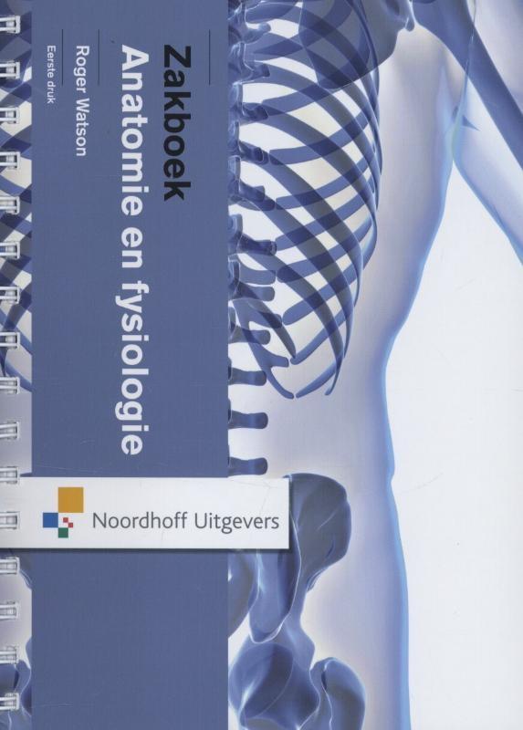 Roger Watson, Antoinette ten Brink,Zakboek anatomie en fysiologie