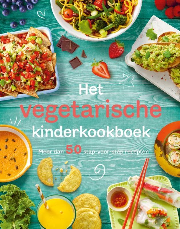 ,Het vegetarische kinderkookboek