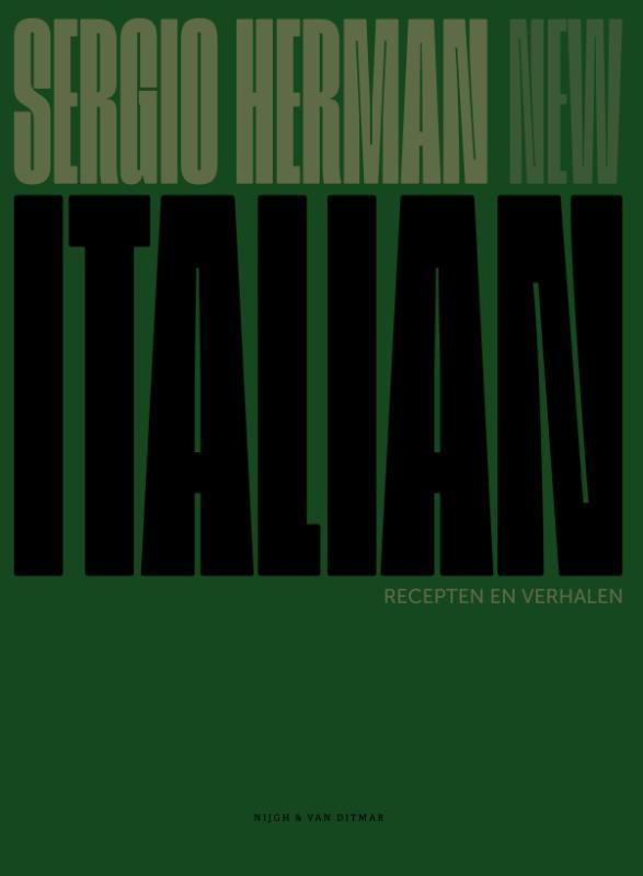 Sergio Herman,New Italian