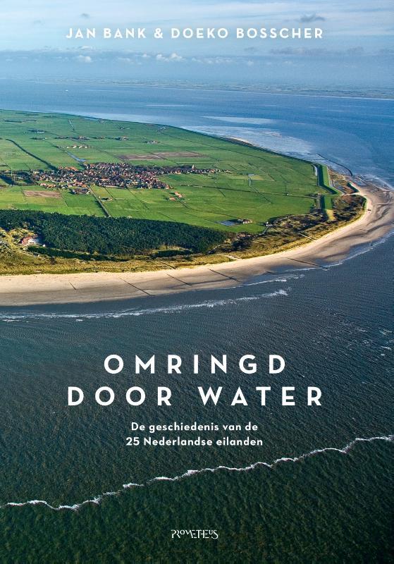 Jan Bank, Doeko Bosscher,Omringd door water