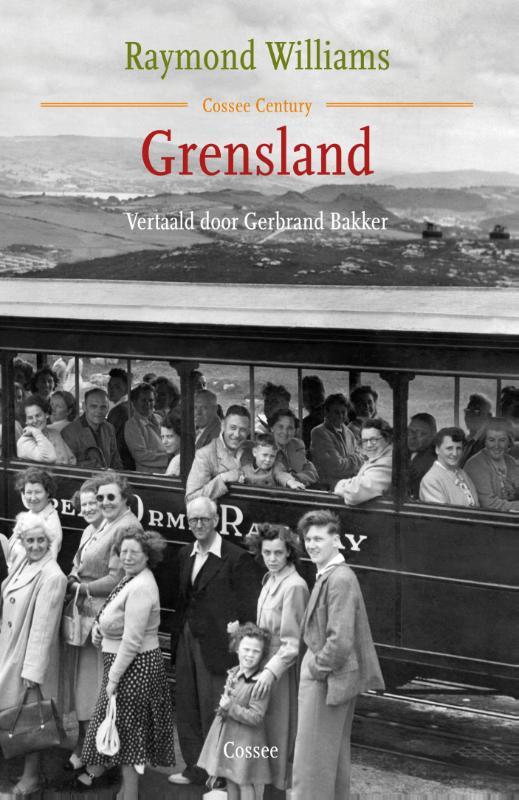 Raymond Williams,Grensland