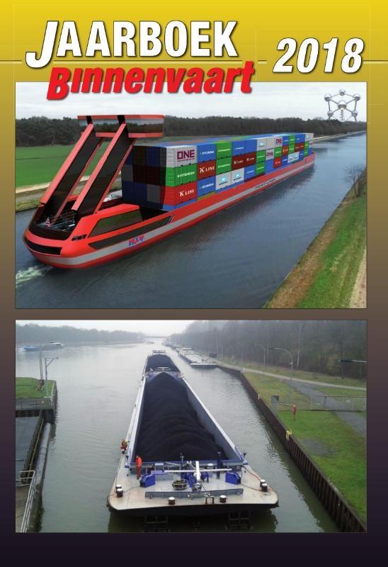 ,Jaarboek Binnenvaart 2018