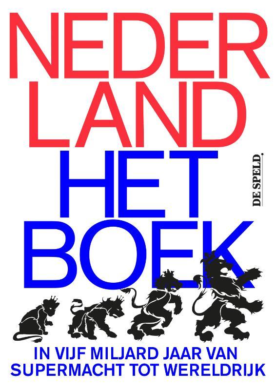 ,Nederland: Het Boek