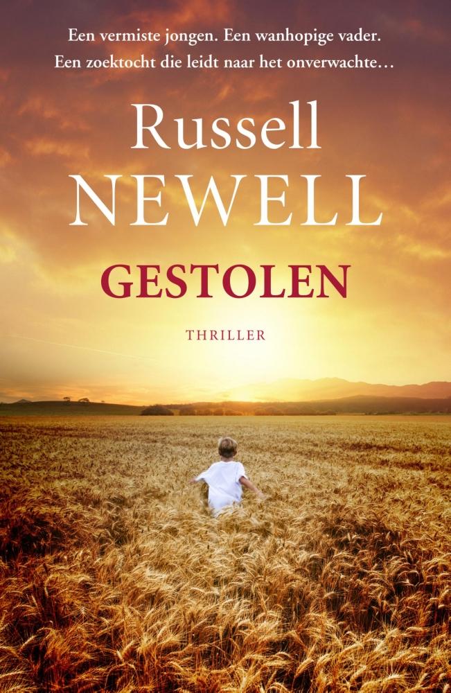 Russell Newell,Gestolen