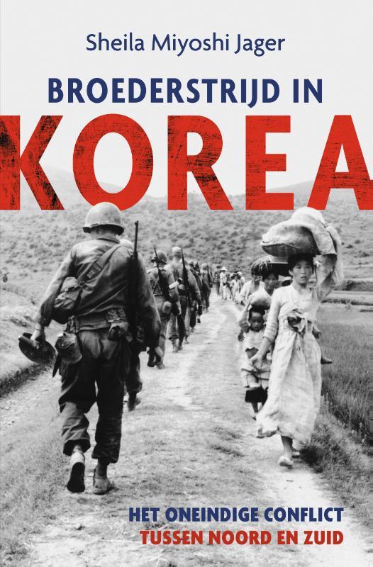 Sheila Miyoshi Jager,Broederstrijd in Korea