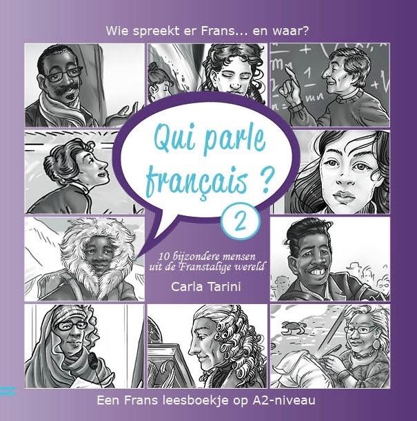 Carla Tarini,Qui parle français ? Deel 2