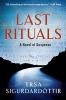 Sigurdardottir, Yrsa,Last Rituals
