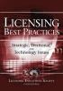 Goldscheider, Robert,Licensing Best Practices