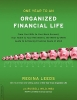 Leeds, Regina,   Wild, Russell,One Year to an Organized Financial Life