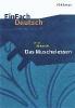 Vanderbeke, Birgit,Das Muschelessen: Gymnasiale Oberstufe