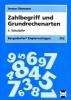 Ottmann, Anton,Zahlbegriff und Grundrechenarten