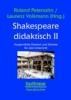 ,Shakespeare didaktisch II