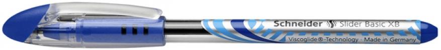 S-151203 ,Rollerpen Schneider Slider Xb Blauw 1.4mm