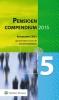 W.M.H.A. van Tilborg,Pensioencompendium 5 - 2015
