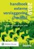 ,<b>Handboek externe verslaggeving checklist 2019</b>