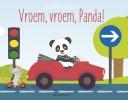 <b>Studio  Circus</b>,Vroem, vroem, Panda!