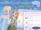 ,Disney Eerste stappen naar tellen (4-5 j.) Frozen