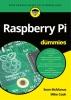 Sean  McManus,Raspberry Pi voor Dummies