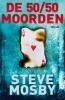 Steve  Mosby,De 50/50-moorden