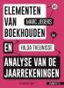 Marc Jegers, Hilda Theunisse,Elementen van boekhouden en analyse van de jaarrekeningen