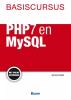 Victor G.B.  Peters,Basiscursus Basiscursu PHP7 en MySQL
