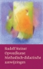 Rudolf  Steiner,Opvoedkunst