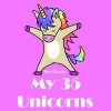 <b>Blondia  Bert</b>,My 35 Unicorns