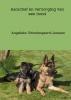 Angelieke  Uittenbogaard-Janssen ,Aanschaf en verzorging van een hond