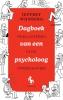 Jeffrey  Wijnberg ,Dagboek van een psycholoog